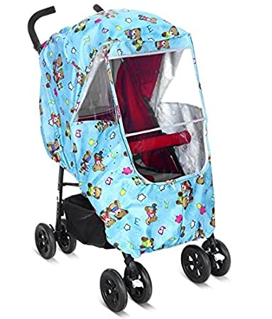 Protect from Rain Waterproof Dust Shield Rain Cover for Stroller Weather Shield Windproof Baby Travel Weather Shield by Prettop Snow