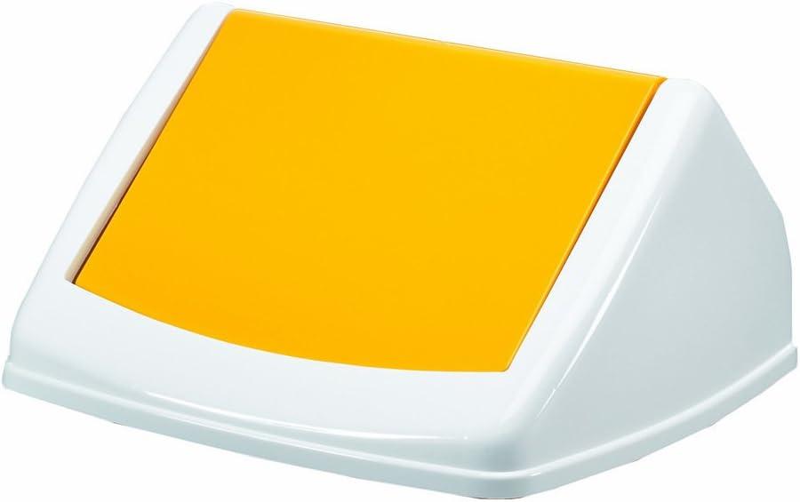 Verde Coperchio Durabin Flip Lid Square per 40 Litri Durable 1801574012