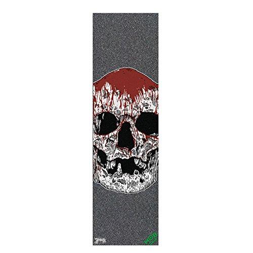 MobスケートボードGriptape Funeral French Blood Skull 9
