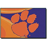 NCAA 39 x 59 Cosmic Area Rug (Clemson Tigers)