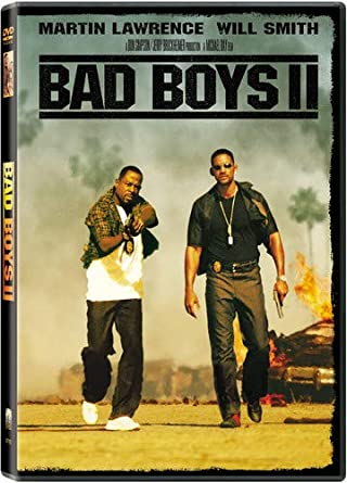 Amazon Com Bad Boys Ii Widescreen Edition Martin Lawrence Will Smith Gabrielle Union Peter Stormare Theresa Randle Joe Pantoliano Michael Bay Jerry Bruckheimer Columbia Pictures Movies Tv