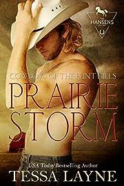 Prairie Storm: Cowboys of the Flint Hills (The Hansens Book 1)