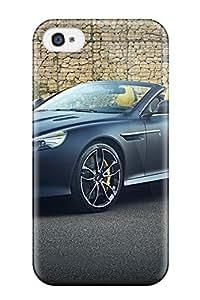 New Design Shatterproof LwbwufI6701csIeZ Case For Iphone 4/4s (aston Martin Virage 14)