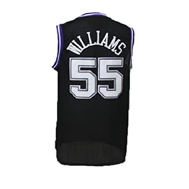 Amazon Com Dadode Men S 55 Jason Jerseys Basketball Jerseys
