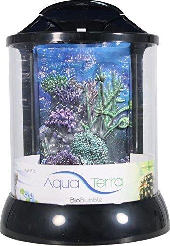 BioBubble Aqua Terra Habitat Black