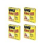 Saunders UHU Tac, 3 oz (85g), Box (99681), 4 Packs