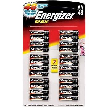 Amazon.com: Energizer Max - 48 AA batteries: Health