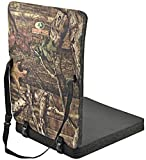 Mossy Oak Thermal Seat with Back Rest, Camo