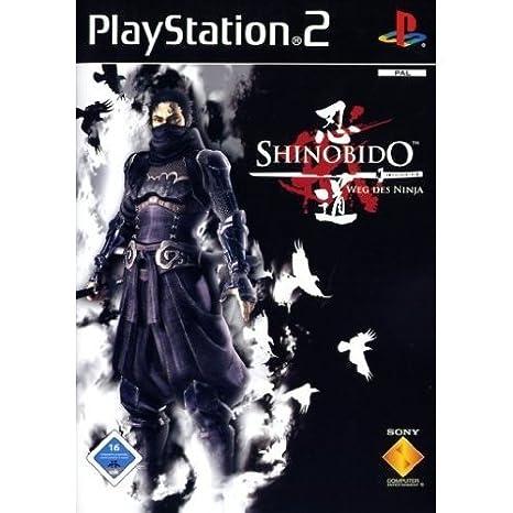 Sony Shinobido: Way of the Ninja - Juego (PlayStation 2 ...