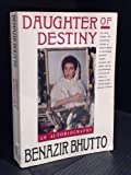 img - for Daughter of Destiny: An Autobiography book / textbook / text book