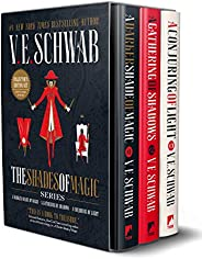 Shades of Magic Collector's Editions Boxed Set: A Darker Shade of Magic, A Gathering of Shadows, and A Con