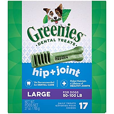 Greenies Canine Joint Care, Treats For Dogs