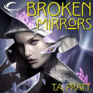 Broken Mirrors Audiobook