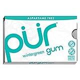 Pur Gum - PUR Gum Wintergreen Blister | 9pieces