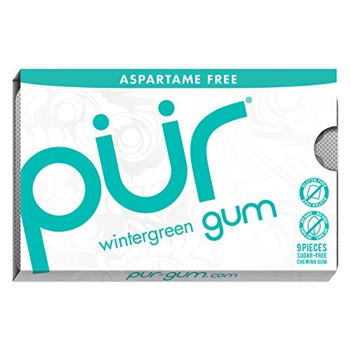 Pur Gum - PUR Gum Wintergreen Blister | 9pieces