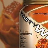 Adaptogen Science Tasty Whey Protein Supplement, Sea Salt Caramel, 5 Pound