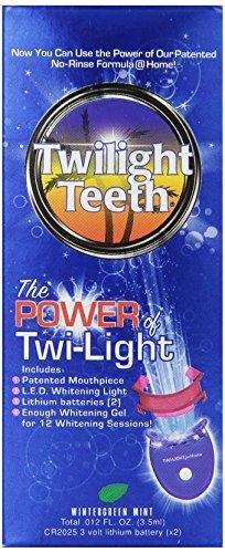 Dents de Twilight Accueil et Salon kit de blanchiment