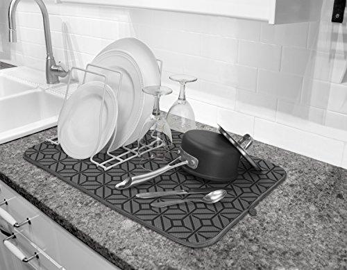 Cuisinart Ultra Absorbent Kitchen Dish Drying Mat, 100% Micr