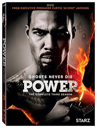 DVD : Power: The Complete Third Season (3 Disc)