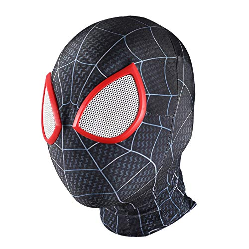 Cimno Kids Spandex Cosplay Mask Superhero 3D Halloween Costume Mask ()