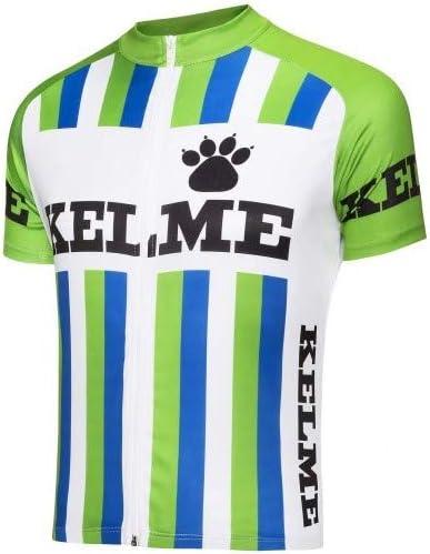 KELME - Maillot Ciclismo 80s: Amazon.es: Deportes y aire libre