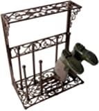 Fallen Fruits Cast Iron Boot Holder