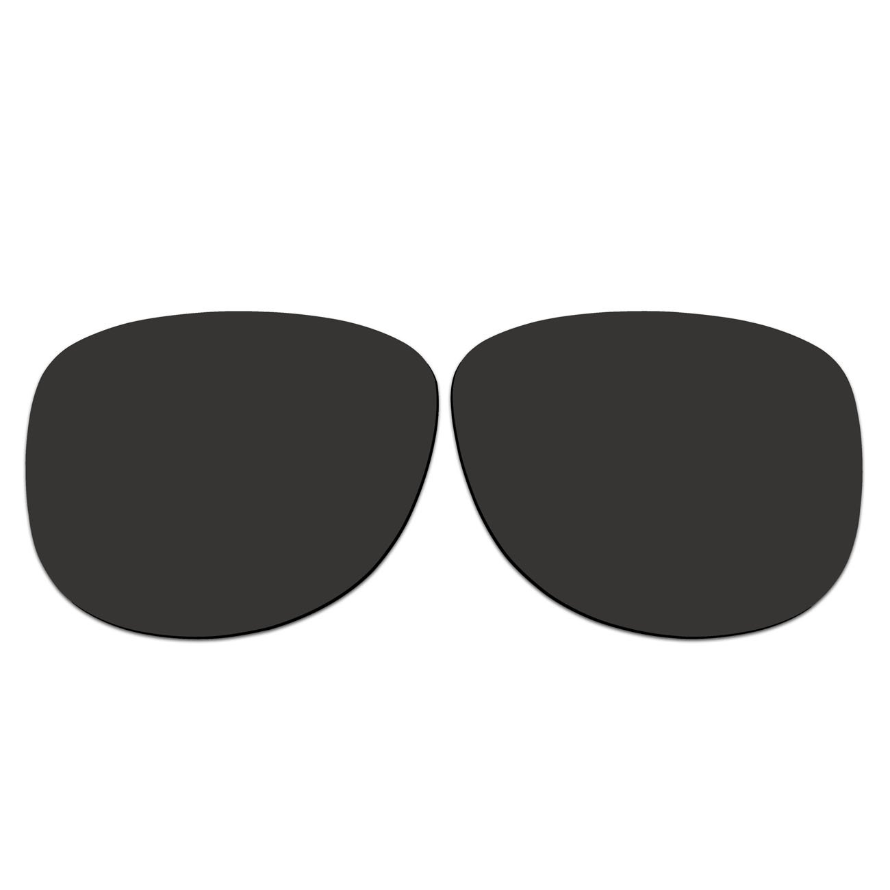 a7ac614f13 Amazon.com   ACOMPATIBLE Replacement Lenses for Oakley Sliver Round  Sunglasses OO9342 (Black - Polarized)   Sports   Outdoors