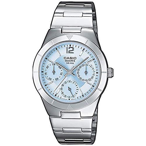 🥇 Casio LTP-2069D-4AVEF – Reloj para Mujer