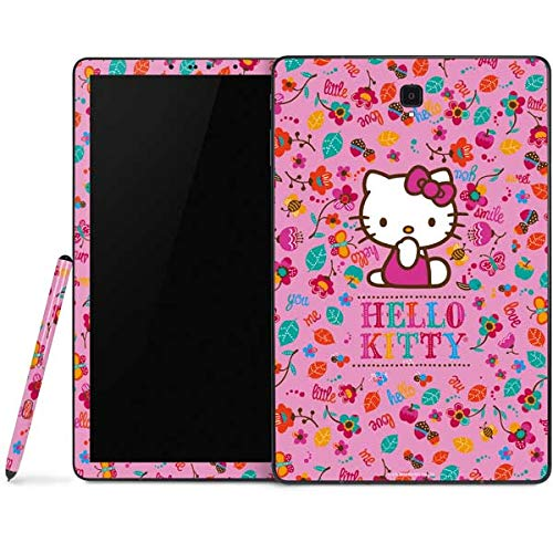 Skinit Hello Kitty Galaxy Tab S4 (2018) Skin - Hello Kitty Smile Design - Ultra Thin, Lightweight Vinyl Decal Protection