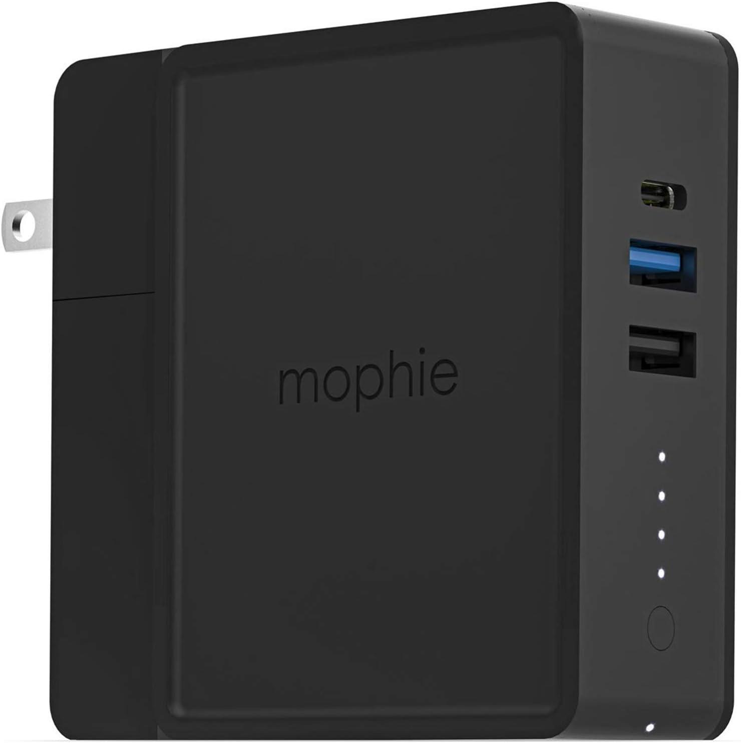 mophie powerstation hub - Portable Battery hub with: Amazon.co.uk: Electronics