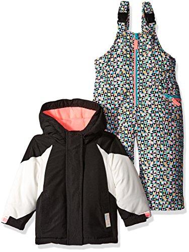 Carters Girls Infant Active Snowsuit