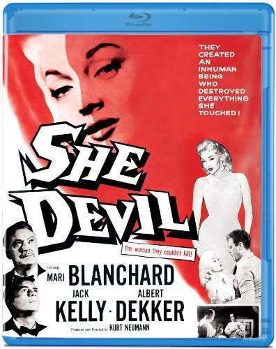She Devil [Blu-ray] by Olive Films
