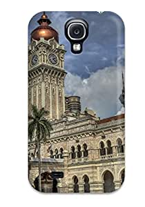 Hot Snap-on Sultan Abdul Samad Building Hard Cover Case/ Protective Case For Galaxy S4