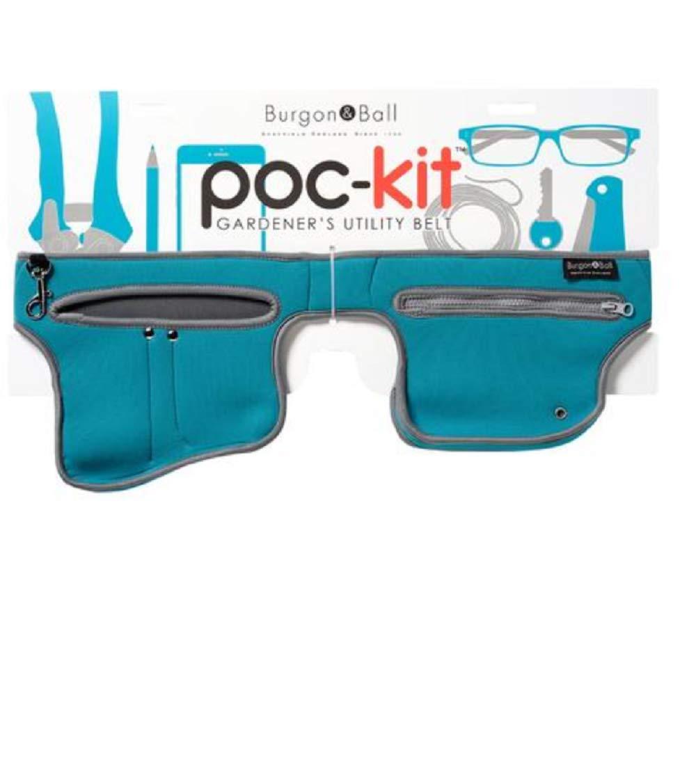 Burgon & Ball GKN/POCKMOSS Garden Tool Utility Belt Poc-Kit - Moss