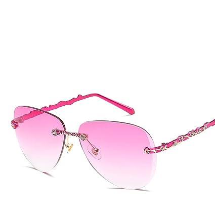 DYEWD Gafas de sol Gafas de sol para mujer, Gafas de sol ...