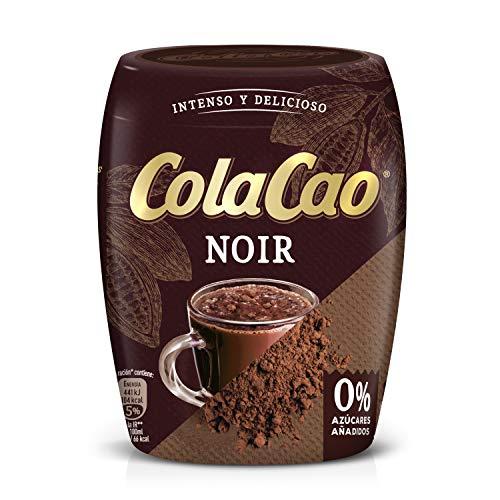ColaCao Noir: Intenso sabor y 0% azúcares añadidos – 300g