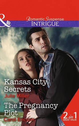 book cover of Kansas City Secrets / The Pregnancy Plot