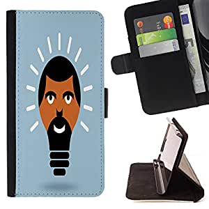 Jordan Colourful Shop - FOR HTC Desire 820 - ignorance makes proud - Leather Case Absorciš®n cubierta de la caja de alto impacto