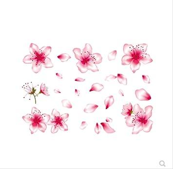 LNNHJB Flor de Cerezo Melocotón Flor de Hadas Sexy Pétalos de ...