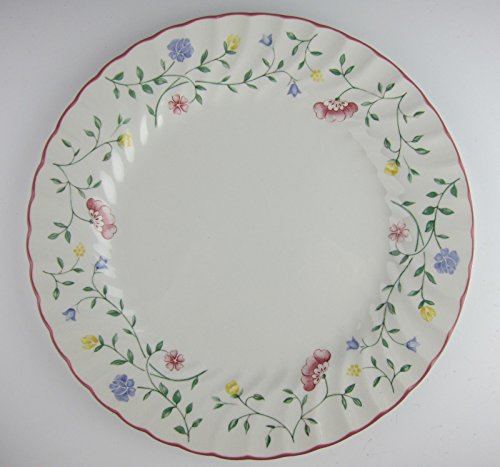 Johnson Brothers China SUMMER CHINTZ (FLORAL MARK) Dinner Plate(s) EXCELLENT