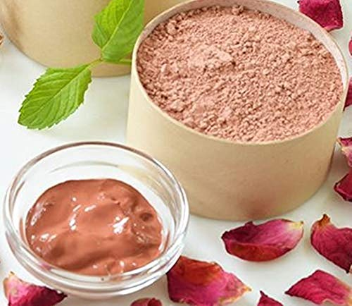 EARTH - Nature French Rose Clay Face Mask - 200ml