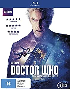 Doctor Who: S10 BD