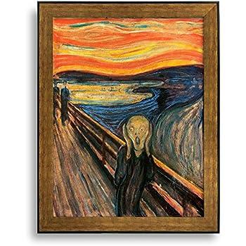 Amazon.com: Framed Art Prints - Mona Lisa by Leonardo Da