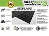 Neoprene Rubber Sheet, Rolls, Strips