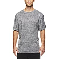 [Sponsored] Reebok Men's Supersonic Crewneck Workout T-Shirt Designed with Performance Material