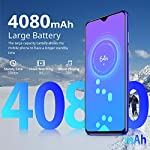 Smartphone-Offerta-del-Giorno-Blackview-A60-Telefono-Cellulare-61-HD-IPS-1929Waterdrop-Schermo-4080mAh-5MP-13MP-Doppia-Fotocamera-128GB-Espandibili-Offerte-Cellulare-16G-ROM-Dual-SIM