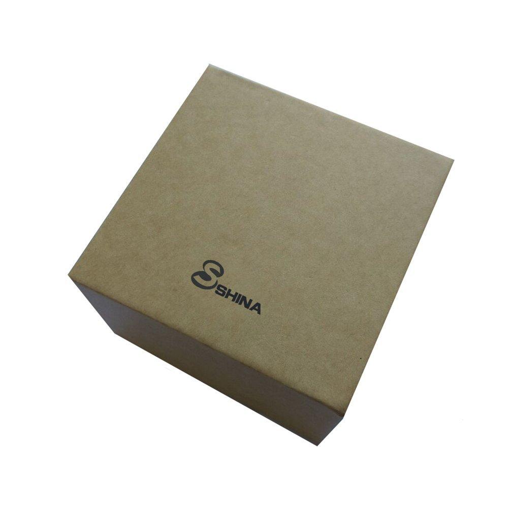 XY-20-16 SHINA 3K rouleau envelopp/é 20mm fibre de carbone tube 16mm x 20mm x 500mm mat pour RC Quad