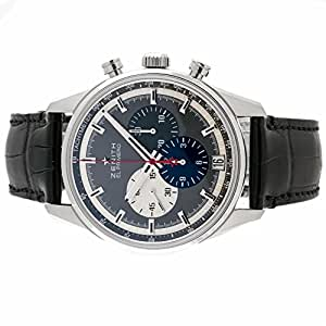 Zenith El Primero automatic-self-wind mens Watch 03.2040.400/26.C496 (Certified Pre-owned)