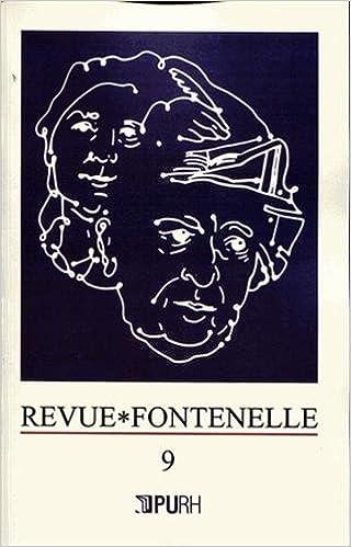 Revue Fontenelle, N 9/2011 epub, pdf