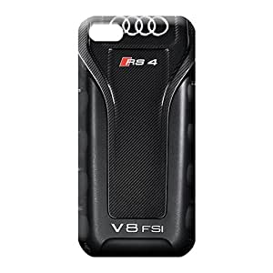 iphone 5c phone carrying skins Unique Abstact pattern v8 audi rs4